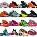 Botines Nike adidas Futbol 11 - Talle 37arg