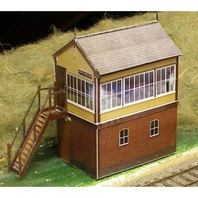 Modelos En Papel H0-00 Para Tren Eléctrico Marklin-roco