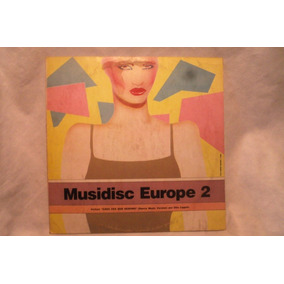 Musidisc Europe 2 Interpretes Varios Vinilo Lp 1983