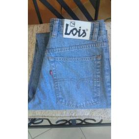 Pantalon Jeans Lois Originales Para Caballeros