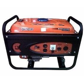 Generador De Luz 3500w 3kw A Gasolina Marca Shineray.