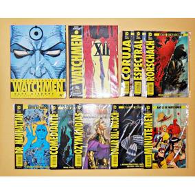 Coleção Watchmen Edição Definitiva (10 Volumes Novos)