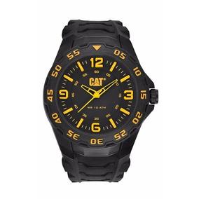 Reloj Color Negro Para Caballero Caterpillar Lb.111.21.137
