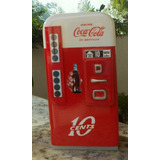Miniaturas Coca Cola E Pepsi Vintage Geladeira