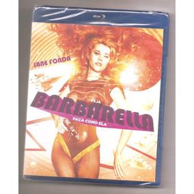 Blu-ray Barbarella Com Jane Fonda Lacrado
