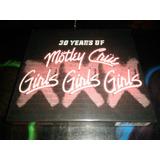 Cd Dvd Motley Crue 30 Aniversario Girls Girls Girls Nvo Cerr