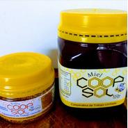 Miel Líquida 550 Grs. Coopsol. Miel Pura + Polen