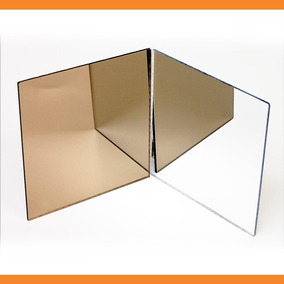 Chapa Ou Placa Espelho De Acrílico Sob Medida