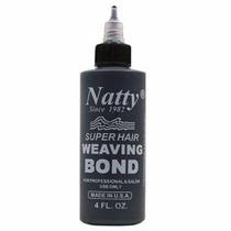 Super Cola P/ Cilios E Tufinho 120ml Natty Super Hair Bond