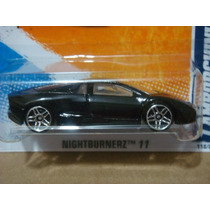 Hot Wheels 2011 Lamborghini Reventon Tc 118/244 Negro