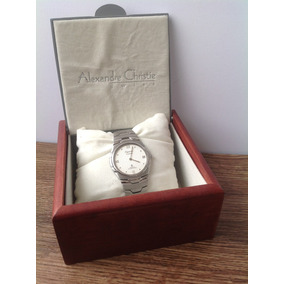 Reloj Alexandre Christie 8006m Cuarzo. Suiza ¡elegantísimo!