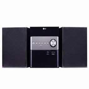 Microcomponente 10w Radio Fm Bluetooth Usb Eq Auto Lg Cm1560
