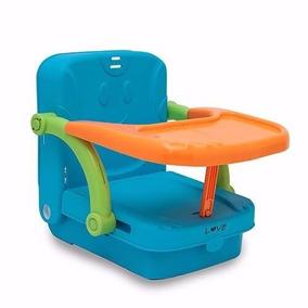 Silla De Comer Bebe Booster Plegable Adaptable Baby Shopping