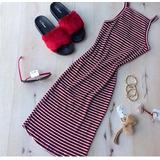 Vestidos Importados De Rayas