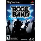 Rockband Playstation 2 Nuevo