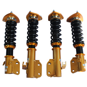 Resorte De Suspensión Coilovers Choque Para Subaru...