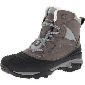 Merrell Mujer Snowbound Mid Winter Boot,charcoal 7.5 M Us