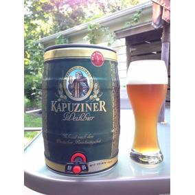 Cerveza Kapuziner Barril 5 L Vicente Lopez