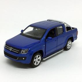 Volkswagen Amarok Azul 1:32 California Action