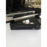 Wii Black Original 3 Controles Y Bolso