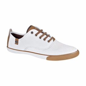 Tenis Casuales Pepe Jeans Blancos/cafes Originales Id141