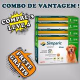 (combo) Simparic 80 Mg 20 Kg A 40 Kg 4 Comprimido 02/19