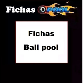 Fichas 8 Ball Pool - 10k