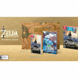 Videojuego Zelda Explorers Ed Nintendo Switch Gamer