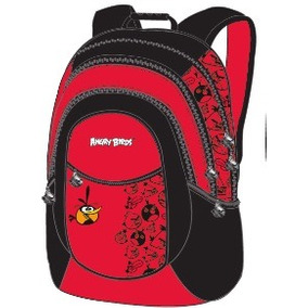 Mochila Backpack Angry Birds