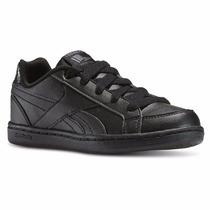 Zapatillas Reebok Classics Royal Prime Niños Negro