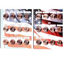 Bonito Coleccionador 38 Monedas Dolar Conmemorativo A $2500
