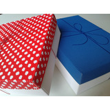 Cajas De Cartón Para Regalos, Souvenirs, Dulces Y Recuerdos