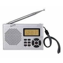 Radio Portatil Supersonic Sc-1104 Am/fm/tv Pocket Radio