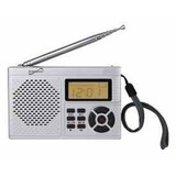 Radio Portatil Supersonic Sc-1104 Am/fm/tv Pocket Radio