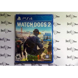 Watchdogs 2 Ps4 Disponible