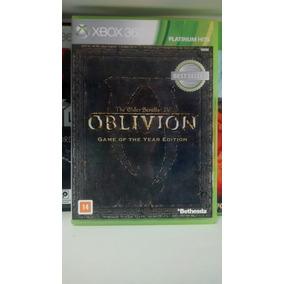 Jogo De Xbox360: The Elder Scrolls 4: Oblivion. Fretegrátis