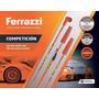 Cables De Bujia Competición Ferrazzi 9mm Fiat 128 Europa Uno