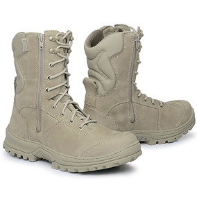 Coturno Masculino Tático Bota Militar Americana Desert