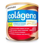 Colágeno Hidrolisado Verisol Antirrugas 250g Frutas Vermelha