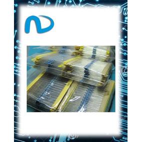 Resistores Kit 1280 Peças De 64 Valores