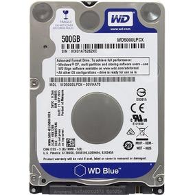 Disco Duro Hdd 2.5 Wd Blue R2 500gb 5400 Rpm Slim