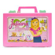 Valija Valijita Juliana Mama Con Accesorios Original Pañal