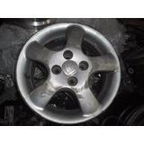 Rodas Aro 14 Original Honda Fit Lx 04 / 05 ( Unidade )