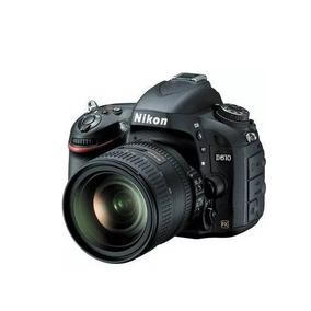 Nikon Dslr D610 24.3mp - Full Frame C/lente 24-85mm Vr-nova