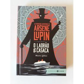 Arsene Lupin - Maurice Leblanc - Editora Zahar