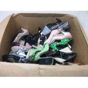 Zapatos Usados Para Dama, A 8 Pesos El Par, Ofertón !!!