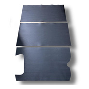 Tapete Kombi Salão Furgão 1.60 X 1.60 Sem Furos + Porta Mala