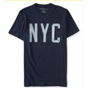 Camiseta Masculina Aeropostale Plus Size