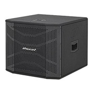 Caixa Oneal Ativo Opsb3200x Subwoofer 12  550w