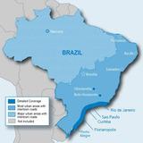 Mapa City Navigator Brasil P/ Gps Garmin